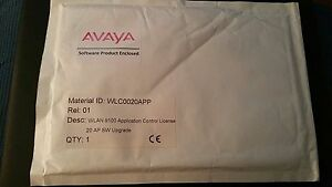 Avaya Software License Wlc0020app