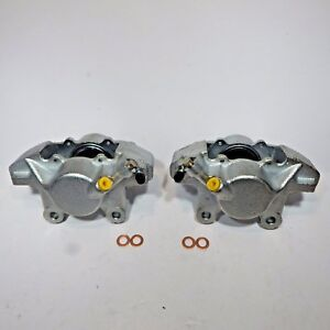 Pair Of Brand New Brake Calipers Caliper Set For Mgb 1963 1980 Great Quality
