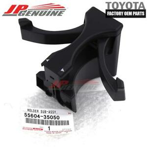 Genuine Toyota 4runner 03 09 Oem Console Compartment Cup Holder 55604 35050