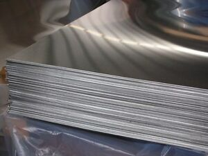 Alloy 2024 Aluminum Sheet 100 X 24 X 48 3a8