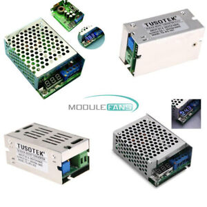 5a 8a 10a 150w 200w Dc dc Boost Converter Charger Step Up Step Down Power Module