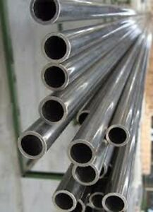 Alloy 316 Stainless Steel Seamless Round Tube 2 X 065 X 72 3n3