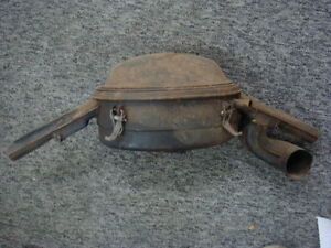 1968 Only Volkswagen Vw Bug Beetle Oil Bath Air Cleaner Breather