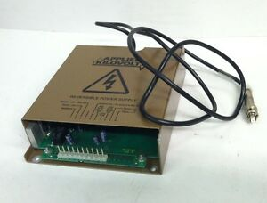 Applied Kilovolts Hp8 173 Power Supply