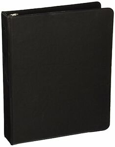 S p Richards Company 3 ring Binder 1 inch Capacity 8 1 2 X 5 1 2 Inches