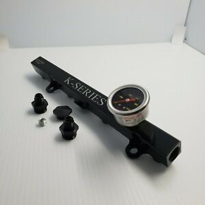 K Motor K Series Black Fuel Rail Honda Acura K20 K24 Rsx Civic Si Integra Ep3