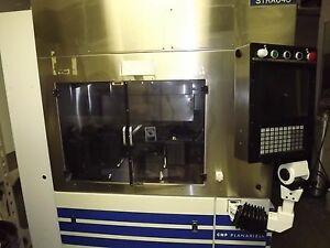 Strasbaugh 6ds sp Polisher 8 200mm Cmp