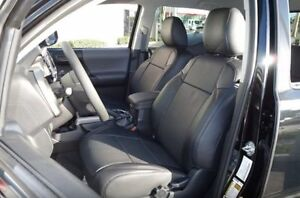 Toyota Tacoma Clazzio Leather Seat Covers