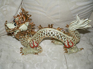 Vintage Chinese Feng Shui Dragon