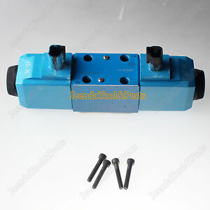 Solenoid 25 220998 For Eaton Vickers Hydraulic Solenoid Directional Valve 12v