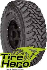 Lt265 75r16 Toyo Open Country M T Blk 123p E 10ply New Set Of 4