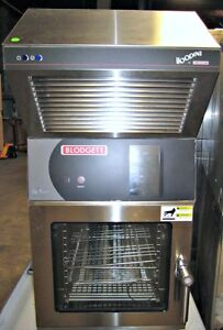 Blodgett Blct6e h Electric Combi Oven steamer With Hoodini Ventless Hood