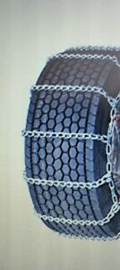 New Usa Wide Base Truck Tire Snow Chains 39 5x15 16 39 5x18 16 5 9to5