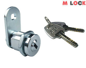 Lot Of 40 Dimple Cam Lock 17 9mm 0 7 High Security 12 Pins Dimple Strong
