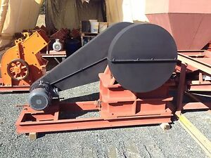Jaw Crusher Electric 10 X 16 20hp For Rock Crushing Mining Concrete 5 20 Tph