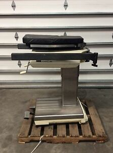 Amsco Orthographic Ii Operating Table Medical Surgery Surgical Furniture