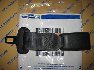 Ford F 150 Mustang Fusion Ranger Edge Seat Belt Extension Assembly Oem New Part