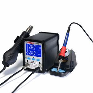Yihua 995d Soldering Station Used For Motherboard Repair Tool 110v Or 220v Y