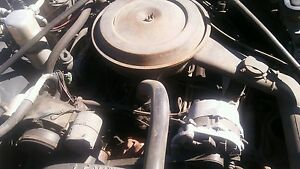 1990 1992 Cadillac Brougham 5 7 Offer On All Engine Parts Running