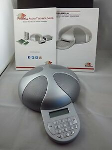 Quattro 3 Conference Room Speakerphone And Ip Phone In One Model 305 Phoneix