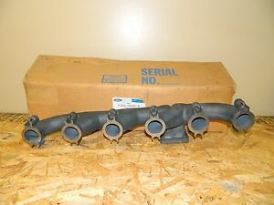 New Oem 1993 Up Medium Heavy Truck I6 Inline 6 Cylinder Exhaust Manifold