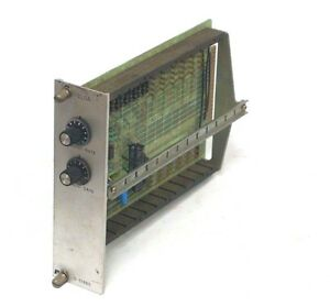 Used Reliance Electric 0 51865 Current Loop Clda Board 051865