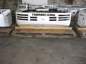 Thermo King Ts300 Refrigeration Unit Reefer Thermoking Ts 500 Electric Stdby