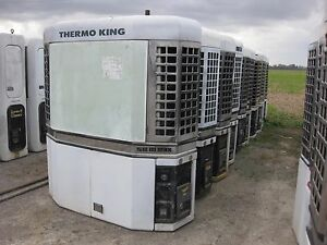 Thermo King Sbiii Trailer Units Lot Of 10 Reefer Refrigeration Sb Iii Max