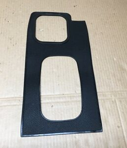 Land Rover Discovery 2 Ii Oem Rubber Center Shift Console Mat Insert Awr3705pma
