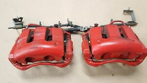 2011 2014 Ford Mustang Gt 5 0 Coyote Front Brakes Calipers Oem