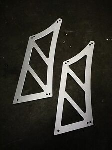 295mm Aerogenics Stands For Voltex Gt Wings Made In The Usa
