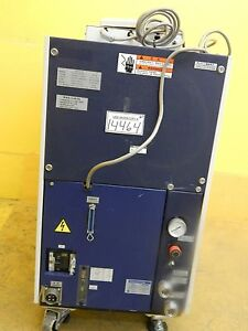 Ebara A30w Multi stage Dry Vacuum Pump 9008 Hours With Vac2d Used Tested Working