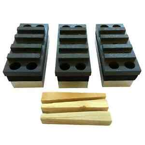 6pk Dyma serts Edco Diamond Grinding Blocks For Concrete Grinding Grinder 30 40