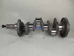 Detroit Diesel 3 53 Oem Crankshaft Remachined 10 20 Rods Mains 5116028