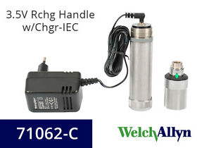 Welch Allyn 71062 c Power Sources 3 5v Rchg Handle W chgr iec Welch Allyn 220v