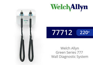 Welch Allyn Wall Transformer Diagnostic System Without Clock Gs 77712 220v