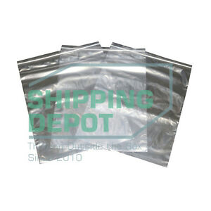 500 12x15 Reclosable Resealable Clear Ziplock Plastic Bags 2mil 12 x15