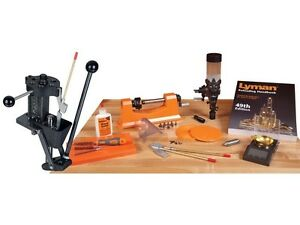 Lyman T-Mag 2 Turret Press Deluxe Expert Kit 110 Volt 7810142