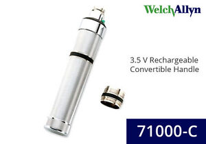 Welch Allyn Convertible Handle Power Source Welch Allyn 110v 71000 c