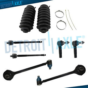 2011 2012 2014 Dodge Charger Challenger Rwd Front Lower Control Arm Tierod Kit
