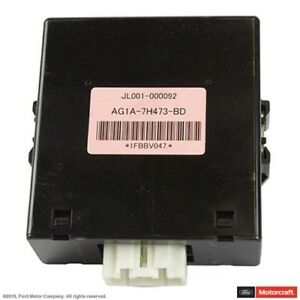 Transfer Case Control Module Motorcraft Tm 249
