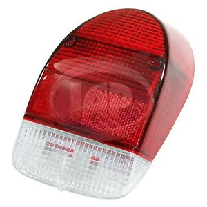 Vw Volkswagen Bug Tail Light Lens Right Side 1971 1972 113945242a
