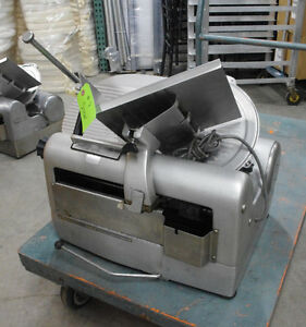 Hobart 1712r Automatic 2 Speed 12 Deli Meat Cheese Food Slicer
