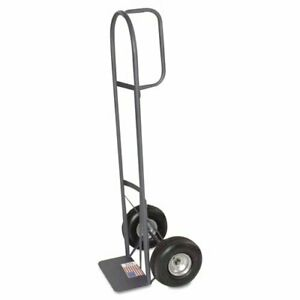 Milwaukee D handle Hand Truck 10 Pneumatic Tires