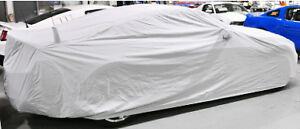 2010 2014 Mustang Roush Rs1 Rs2 Rs3 Silverguard Indoor Car Cover W Storage Bag