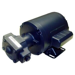 New Haight Hot Oil Pump motor 5 gpm Fits Broaster Replacement For Oem part 10800