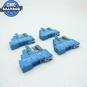 Finder 6 24 V Dc Pilot Relay 9902 9024 99 lot Of 4