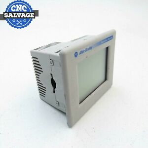 Allen Bradley Panelview Plus 600 Ser A Rev A 2711p t6m5d tested Refurbished
