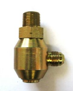 Ss 15 90103 06 06 Hydraulics Inc Swivel 3 8 Male Pipe X 3 8 Male Jic3 0