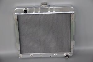 Kks 3 Rows All Aluminum Radiator Fit 1970 1972 Plymouth Duster valiant V8 Engine